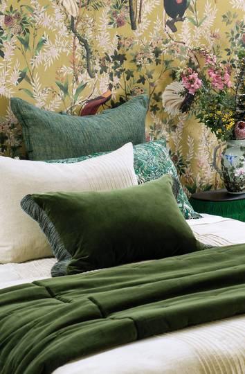Bianca Lorenne - Tramonto - Comforter/Eurocase/Cushion - Green