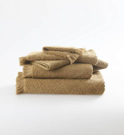 MM Linen - Tusca Towels - Amber