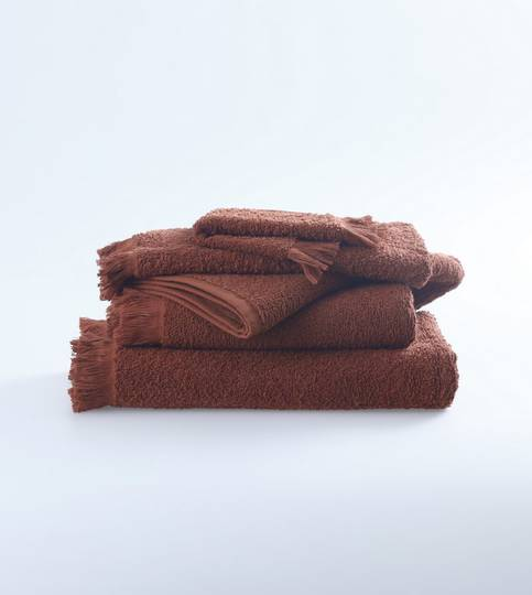 MM Linen - Tusca Towels - Clay