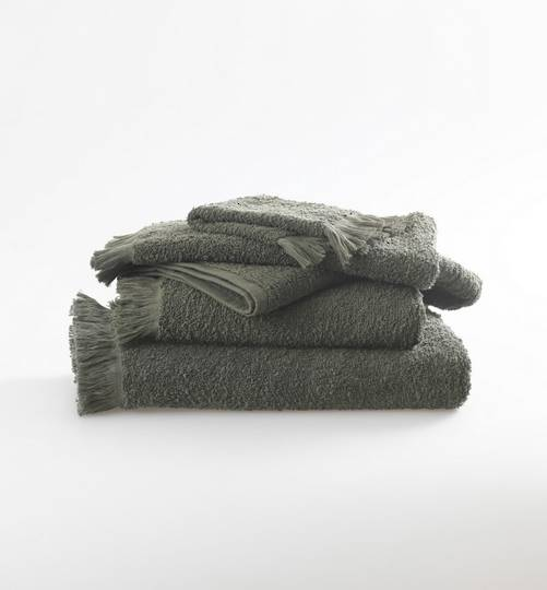 MM Linen - Tusca Towels - Lichen