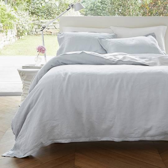 Baksana - Linen Sheet Sets - Aqua
