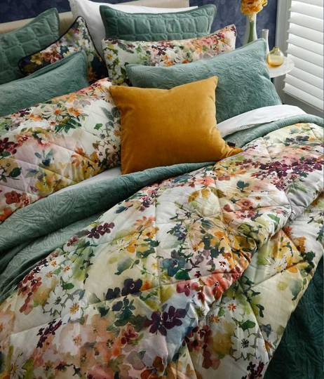 MM Linen - Wildflower Comforter Set