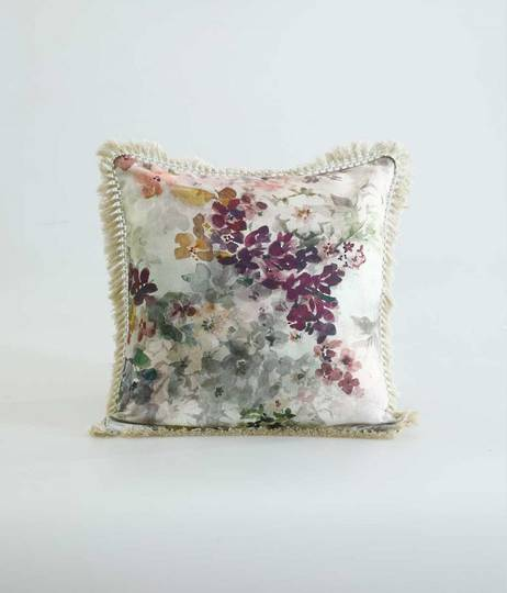 MM Linen - Wildflower Cushions