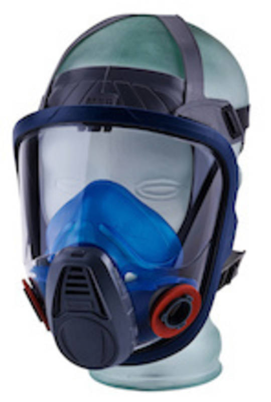 MSA Advantage 3200 Full Face Respirator (Twin Filter)
