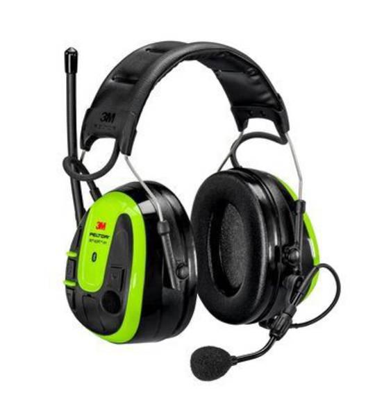 3M™ Peltor WS ALERT XPI Bluetooth Earmuff