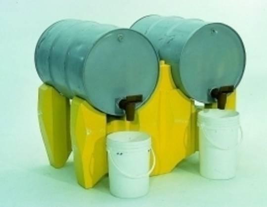 Ultra Double Drum Rack