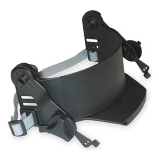 BIONIC Helmet Mounted Face shield - HIGH IMPACT PROTECTION
