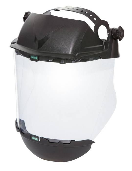 MSA V-Gard Headgear & Faceshield System