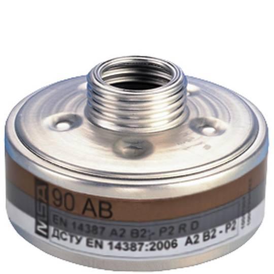 MSA Organic & Inorganic Gas/Vapour Canister (AB2)