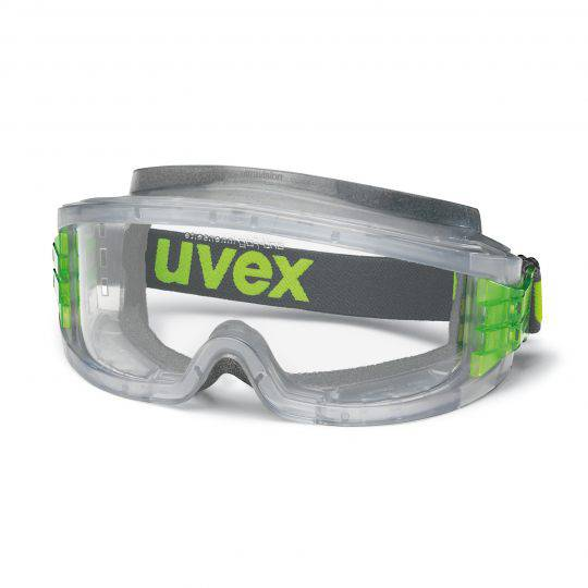 Uvex Ultravision Open Cell Foam Vented Goggle - Clear Acetate AF-AF