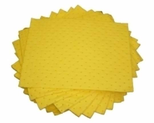 SpillTech Chemical Absorbent Pads