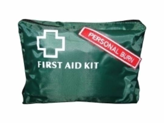 First Aid Burn Kit - Personal Kit