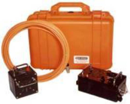 CON-SPACE Intrinsically Safe Power Talk Box Communication System