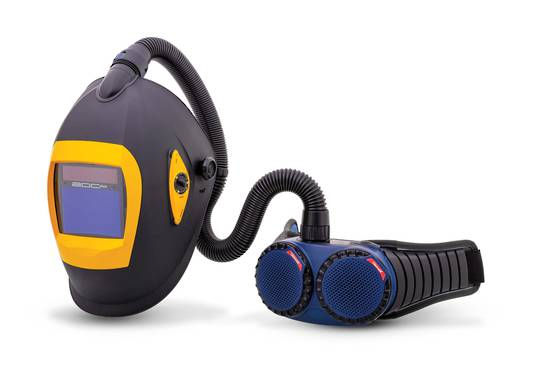 CleanAir AerGo/CA-20 Professional Welding Powered Respirator Kit