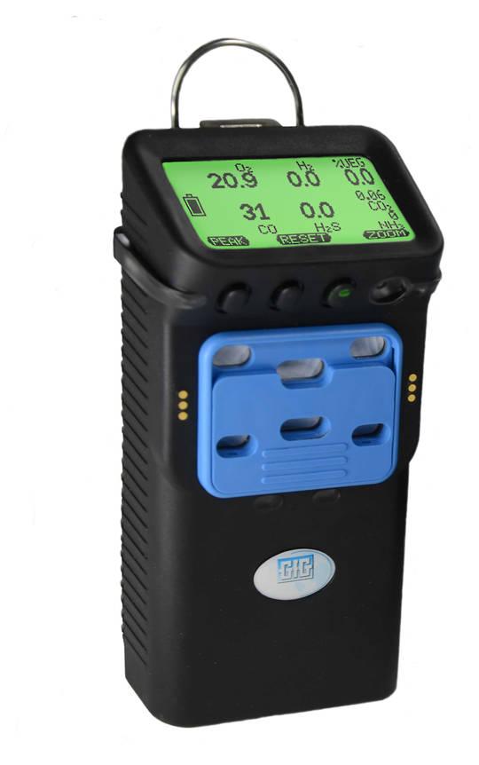 GfG Multi-Gas Detector Polytector III G999 (1-7 Gases)