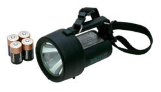 Wolflite Safety Handlamp Model H-4DCA