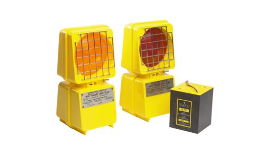 Wolf HL-95 Safety Hazard Lamp