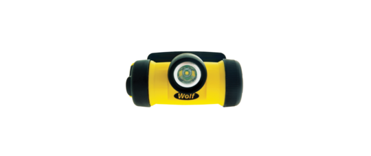 Wolf ATEX LED HT-400Z0 Head Torch