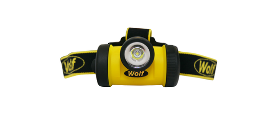 Wolf ATEX LED HT-650 Zone 0 Headtorch