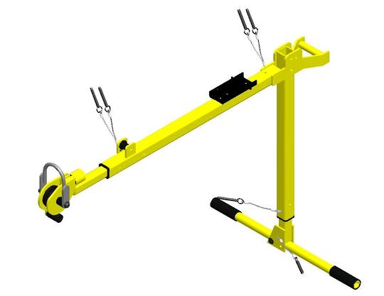 XTIRPA Pole Hoist System