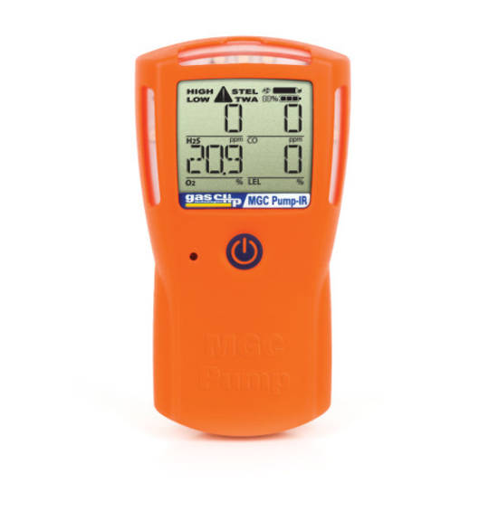 Multi Gas Clip Pump (LEL,O2,CO,H2S)