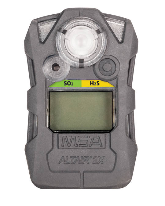 MSA Altair 2X Single and Twin-Tox Gas Detector