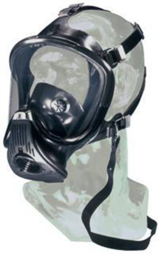 MSA Ultra Elite Full Facepiece Mask