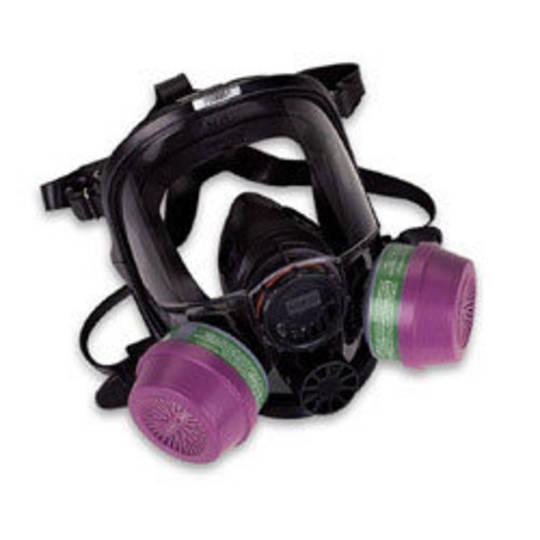 North 7600 Series Full Facepiece - Silicone
