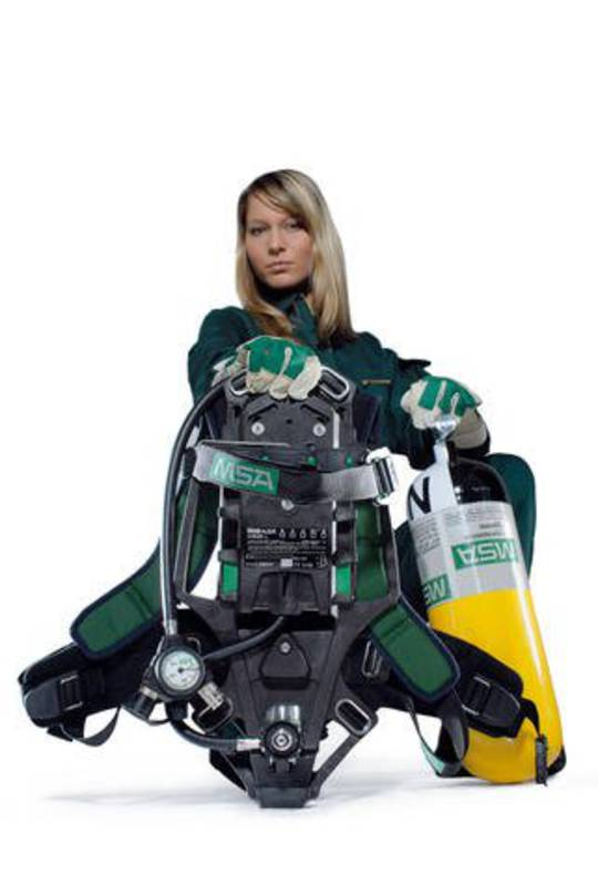 MSA AirMaXX MM Self Contained Breathing Apparatus