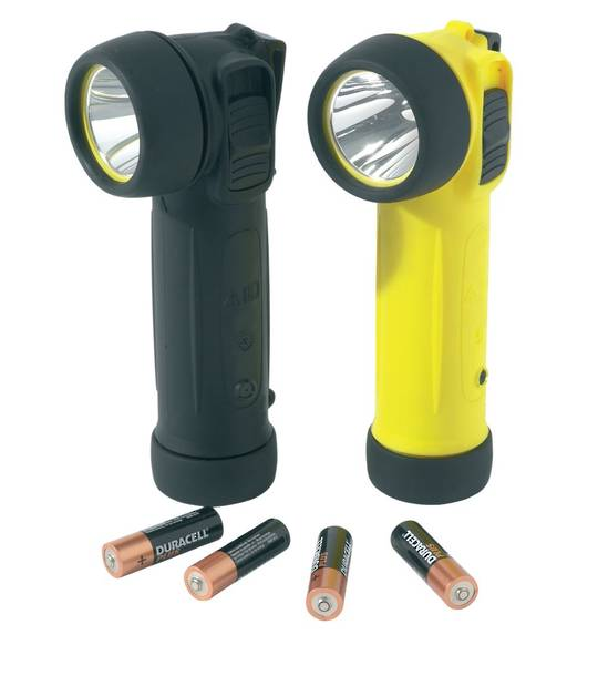 Wolf ATEX LED Torch with LED
