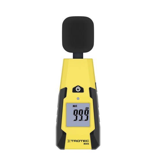 Trotec BS06 Basic Sound Level Meter
