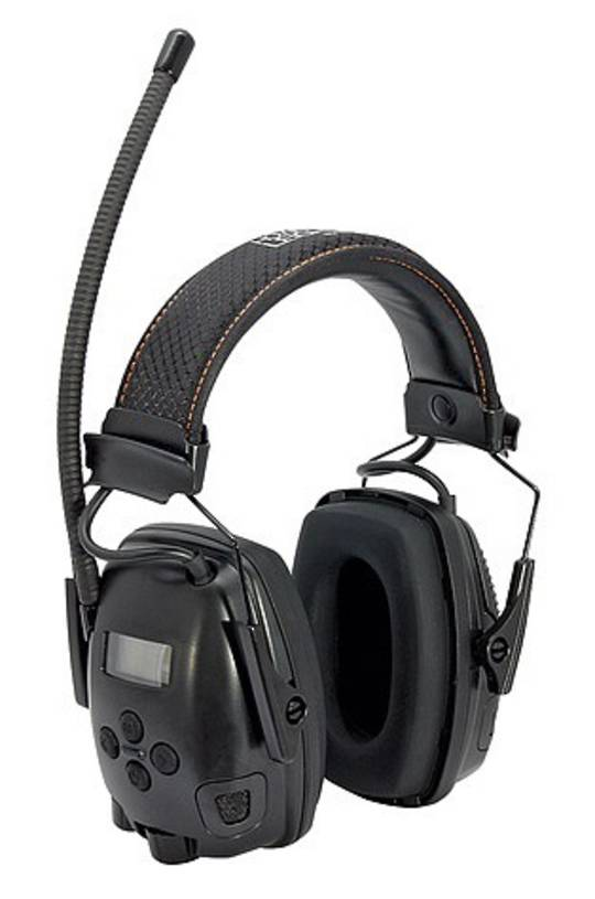 Howard Leight Sync® Electo FM/MP3 Digital Radio Earmuff
