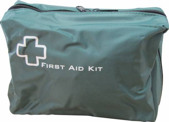 Auto & Recreational First Aid Kit - 1 to 2 Person