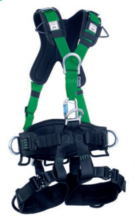 MSA Gravity Suspension Harness