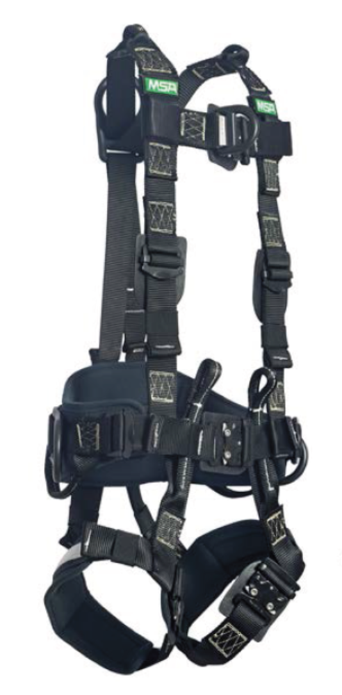 MSA Gravity Utility Harness