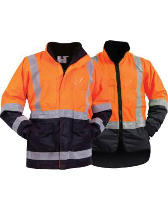 Bison Stamina 5-in-1 Combo Jacket