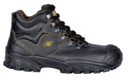 Cofra Reno UK Safety Boot with Scuff Cap