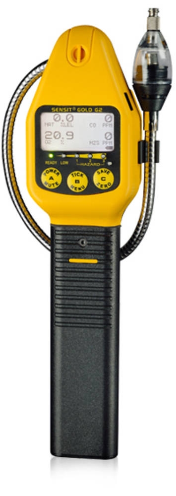 Sensit Gold G2 Combustible Gas Leak Detector