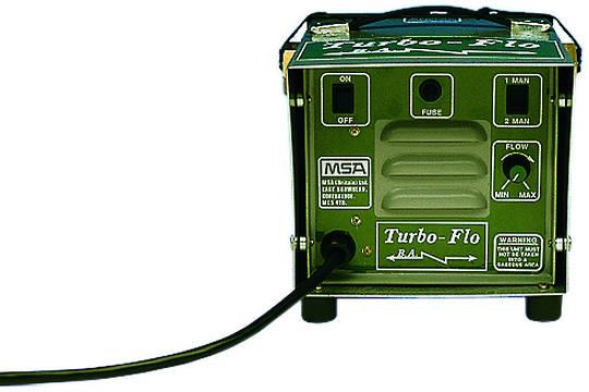 MSA Turbo-Flo Fresh Air Supplied Systems