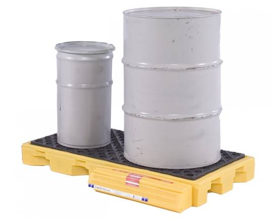 Ultra Spill Deck 2 Drum Bladder System