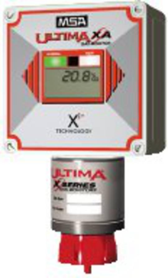MSA Ultima X Series Gas Monitors