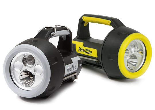Wolf Wolflite® XT Rechargeable LED Handlamp