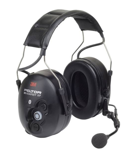 3M™ Peltor WS ProTac XP with Bluetooth Earmuff - Class 5
