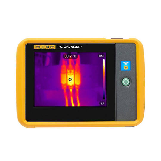 Fluke PTi120 Infrared Camera