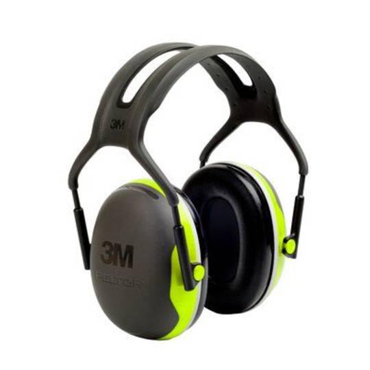 3M PELTOR X Series X4A Premium Headband Earmuff - Class 5