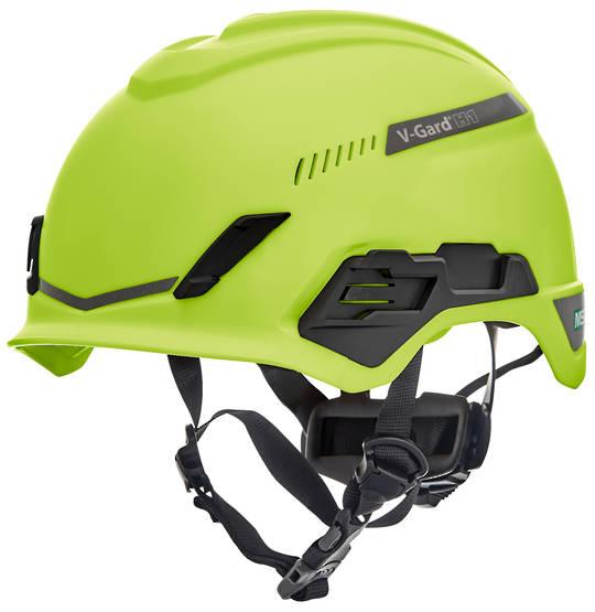 MSA V-Gard® H1 Tri-Vent Safety Helmet