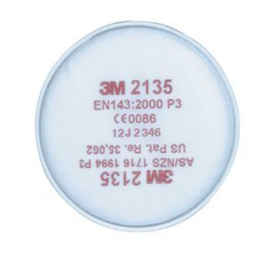 3M™ Particulate Filter 2135, P2/P3
