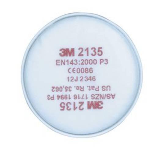 3M™ Particulate Filter 2135, P2/P3