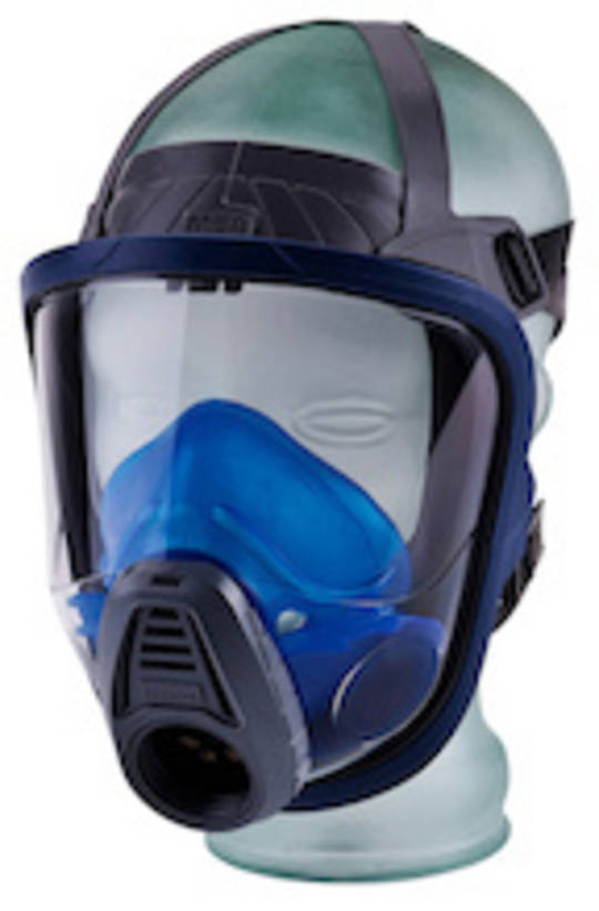 MSA Advantage 3100 Full Face Respirator (EN148-1 Canister)