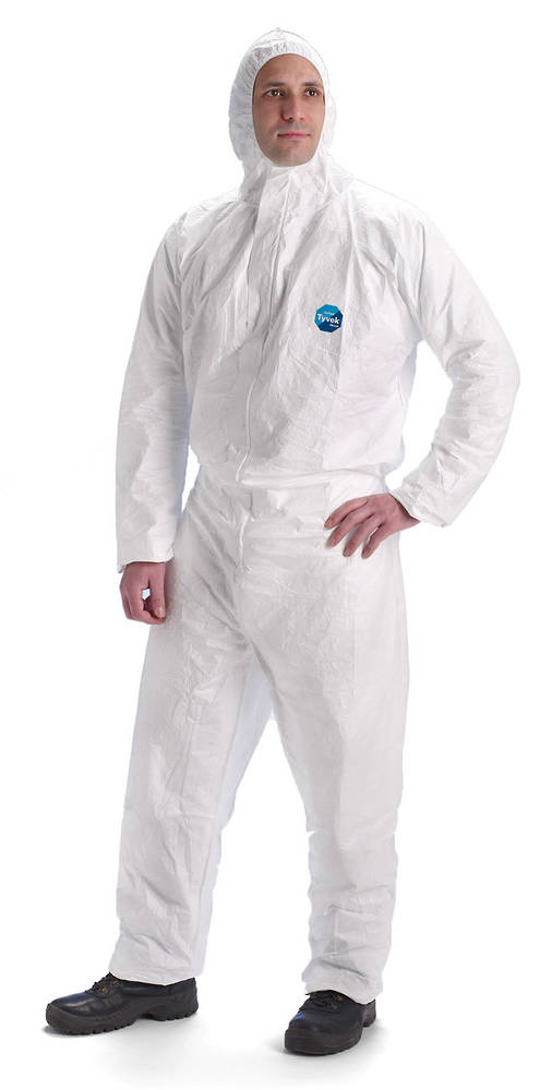 Tyvek 400 Dual Disposable Overalls
